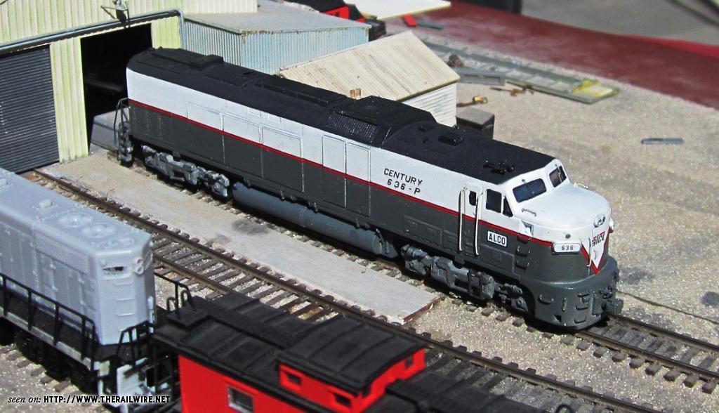Proposed Alco C-636P